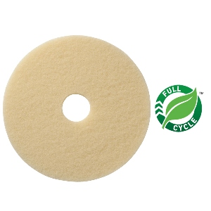 Image Beige Burnishing Pad