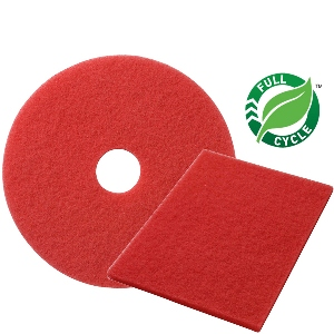 Red Buffng Pad