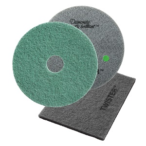 Diamond Cleaning System, Twister™ Green