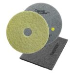 Diamond Cleaning System, Twister™ Yellow