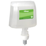 Kleenex Foam Green Seal Soap, hands-free