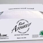 10RA Rest Assured Toilet Seat Covers